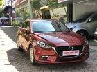 Cần bán Mazda 3 1.5 Facelift đời 2017, màu đỏ Hà Nội