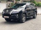Cần bán Toyota Fortuner 2.4G sản xuất năm 2017, màu đen, nhập khẩu Indonesia