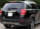 Bán Chevrolet Captiva LTZ Revv sản xuất năm 2016, màu đen, đúng 28.000 km