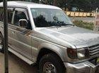 Cần bán lại xe Mitsubishi Pajero sản xuất 1993, màu bạc