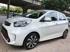 Cần bán xe Kia Morning AT sản xuất năm 2017, màu trắng đẹp như mới