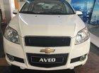 Cần bán xe Chevrolet Aveo đời 2018, màu trắng