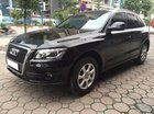 Cần bán gấp Audi Q5 2.0T năm sản xuất 2011, màu đen, giá tốt