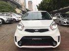 Cần bán lại xe Kia Morning SI 1.25 AT đời 2017, màu trắng, 384tr