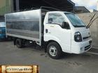 Bán xe tải Thaco Frontier K200 đời 2018, xe màu trắng, giá 343 triệu