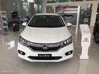Cần bán Honda City 1.5TOP năm sản xuất 2018, màu trắng, xe hoàn toàn mới