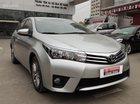 Cần bán Toyota Corolla 1.8G đời 2016, màu bạc