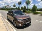 Cần bán lại xe Ssangyong TiVoLi đời 2017, màu nâu xe gia đình, 598 triệu