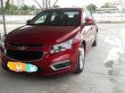 Cần bán gấp Chevrolet Cruze LTZ 2017, màu đỏ giá cạnh tranh