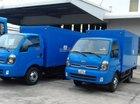 Bán xe tải Kia K200 thùng mui bạt, thùng kín, thùng lửng