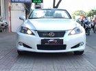Bán Lexus IS250C sản xuất năm 2010, nhập Nhật, động cơ xăng 2.5 lít, mui xếp cứng