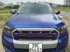Cần bán xe Ford Ranger XLS 2.2AT đời 2016, màu xanh lam