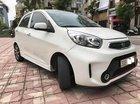 Cần bán xe Kia Morning 1.25 số tự động, biển Hà Nội, Sx đăng ký cuối 2017, màu trắng, tư nhân chính chủ