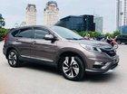 Bán Honda CR V 2.4TG sản xuất 2017, màu xám