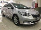 Cần bán gấp Kia K3 MT năm 2016, màu bạc, 479tr
