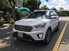 Bán xe Hyundai Creta 1.6 AT GAS đời 2016, màu trắng, nhập khẩu