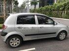 Bán Hyundai Getz 1.1 năm 2010, màu bạc số sàn, phiên bản đủ
