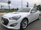 Cần bán gấp Hyundai Genesis năm sản xuất 2012, màu trắng số tự động