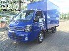 Chuyên bán xe tải Kia K200 E4 tải 1,4 tấn tổng tải đủ vào phố Tubor tăng áp, máy Hyundai D4CB liên hệ 0984694366