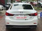 Bán Mazda 6 2.5 2016, màu trắng, Hà Nội siêu lướt
