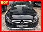 Bán xe Mercedes C300 màu đen 2018 chính hãng