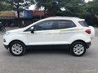Cần bán Ford EcoSport Titanium đời 2017, màu trắng