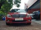 Cần bán xe Mercedes C200 CGI đời 2010, màu đỏ