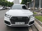 Bán xe Audi Q5 năm 2018 màu trắng, 2 tỷ 450 triệu, xe nhập