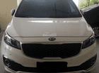Bán Kia Sedona 3.3 GATH 2017, màu trắng