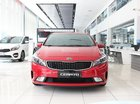 Bán Kia Cerato 1.6AT sản xuất 2018, màu đỏ, giá tốt, hỗ trợ vay lãi suất ưu đãi