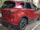 Bán xe cũ Mazda CX 5 2.0AT đời 2017, màu đỏ