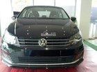 Bán Volkswagen Polo sản xuất năm 2017, màu đen, xe nhập, tặng 100% thuế trước bạ
