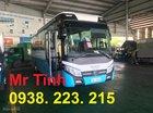 Giá xe TB79 29 chỗ Thaco Trường Hải mới nhất 2018 - hỗ trợ trả góp 75-80% giá trị xe