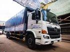 Cần bán xe Hino 15 tấn FM8JW7A Euro 4 (2 cầu thật), động cơ mạnh mẽ