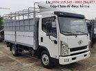 Bán xe tải công nghệ Hàn Quốc - Thùng bạt 7300kg/7.3 tấn/ 7 tấn 3/ 7.3T/7T3+ trả góp 75%