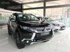 """"""" Sốc"""" bán xe Pajero Sport 4x2 đời 2018, màu đen, máy dầu, nhập khẩu nguyên chiếc"""