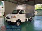 Bán xe tải Suzuki Carry Pro 750kg thùng kín inox- Tặng gói phụ kiện khi mua xe