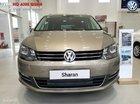 Bán Volkswagen Sharan 2018 màu đồng - xe gia đình 7 chỗ cao cấp, chính hãng từ Châu Âu. Hotline 090.898.8862