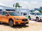 Bán xe Subaru 2.0 2018 phiên bản Eyesight màu cam thiết kế nhỏ gọn, LH lái thử: 093.222222.30 Ms Loan