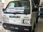 Bán Suzuki Carry Truck - 2018 - thùng mui bạt - tặng ngay chi phí đăng ký xe - lh 0906.612.900