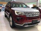 Ford Thái Bình bán xe Ford Explorer nhập Mỹ, đủ màu, trả góp 90%, giao xe tận nhà. LH: 0902212698