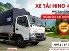 Bán xe tải Hino 4.95 tấn+4.95T+Thùng bạt nhôm dài 4.5M /giá tốt / trả góp 70%