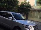 Bán Hyundai Santa Fe SLX 2009, màu ghi bạc, nhập khẩu nguyên chiếc từ Hàn Quốc