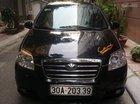 Cần bán xe Daewoo Gentra SX, màu đen xe đẹp