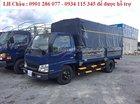Xe tải Đô Thành IZ49 2.4 tấn + giá tốt + trả góp+ thủ tục nhanh