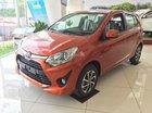 Toyota Wigo 2019 giá rẻ tặng dán phim, lót sàn, nệm ghế da  -0908222277