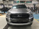 Bán ô tô Ford Ranger Wildtrak 2018, màu bạc, nhập khẩu, giá ưu đãi