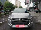 Toyota Sure Mỹ Đình bán Innova G sản xuất 2017, màu bạc, bảo hành chính hãng. LH 0934891515