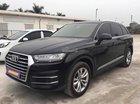 Bán Audi Q7 2.0 2016 màu đen, nội thất nâu