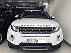 Bán LandRover Evoque sản xuất 2015, xe đi ít màu trắng, xe nhập cam kết chất lượng bao test hãng